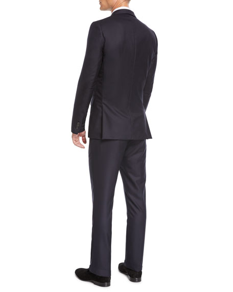 Men's Ahmet Poplin Dress Shirt