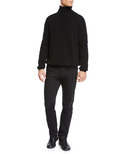 Men's Daniel Roll-Neck Cashmere Sweater and Matching Items