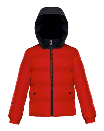 Arthon Two-Tone Hooded Jacket  Size 4-6  and Matching Items