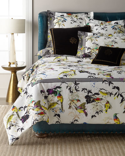 Birds Ramage King Duvet Cover  and Matching Items