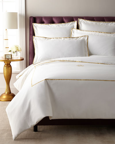New Gold Queen Flat Sheet  and Ma Thread Count Items
