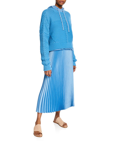 Directional Rib Pullover and Matching Items