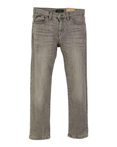 Sullivan Straight-Leg Denim Jeans  Size 2-4 and Matching Items