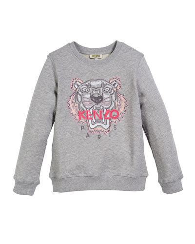Tiger Face Sweatshirt  Sizes 5-6  and Matching Items