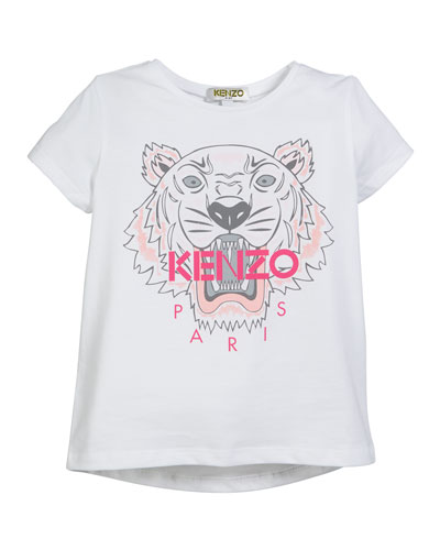 Tiger Logo Printed T-Shirt  Size 12-18 Months  and Matching Items