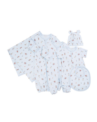 550be19c1f Salty Dogs Printed Pima Bib and Matching Items Quick Look Promotion. Kissy  Kissy