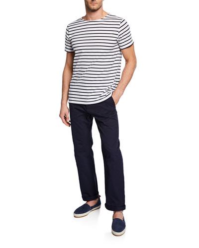 Men's Mariniere MC Heritage Stripe T-Shirt and Matching Items