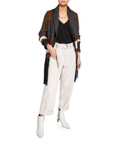 Wool Blazer and Matching Items