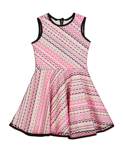 Hadley Crochet Swing Dress  Size 4-6X and Matching Items