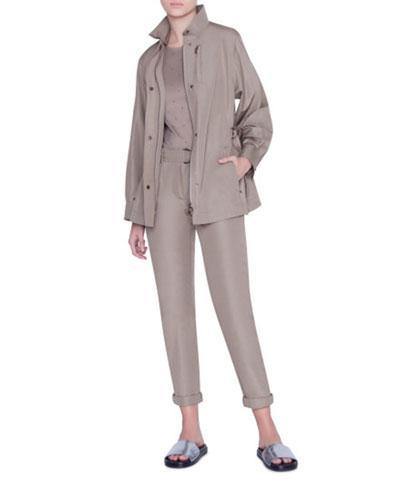 Parka Jacket and Matching Items