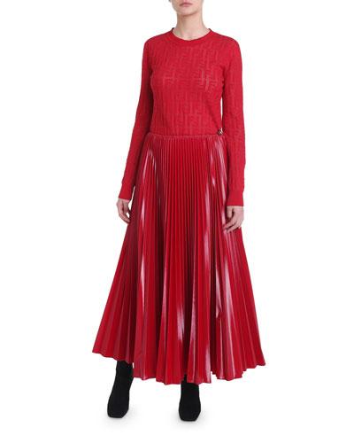 a763c7f3d6d9 Fendi Clothing   Dresses   Sweaters at Bergdorf Goodman