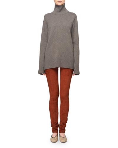 Milina Wool-Cashmere Sweater Tank