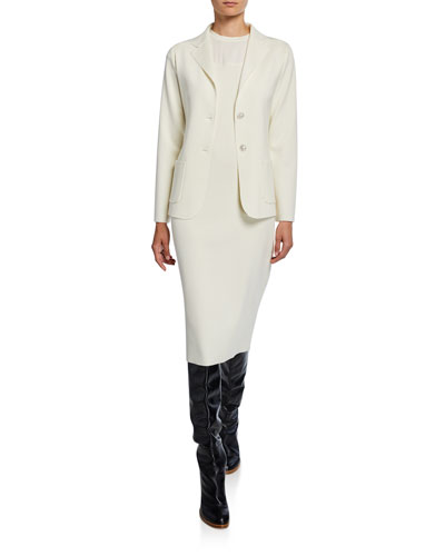 Extra-Fine Tailored Jacket and Matching Items