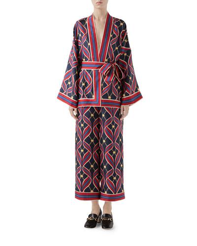 Kimono Top and Matching Items