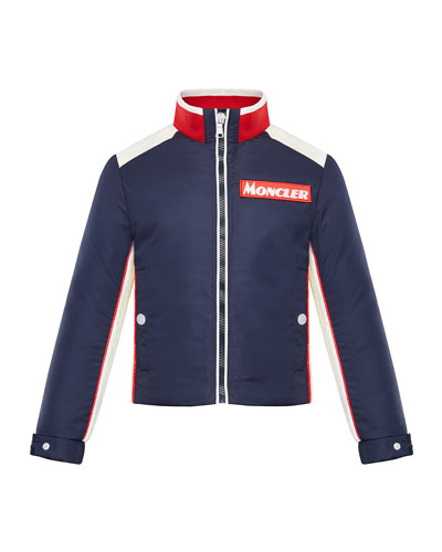 Tricolor Heritage Racer Jacket  Size 4-6  and Matching Items