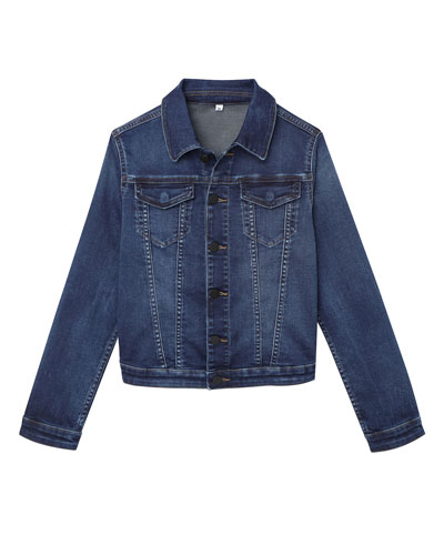 Boys' Manning Denim Jacket  Size 3-6X  and Matching Items