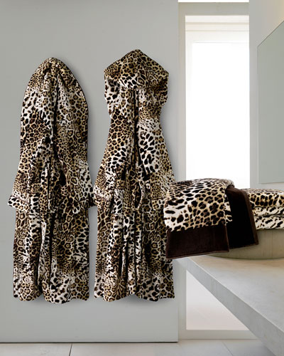 Bravo Hooded Bathrobe  and Matching Items