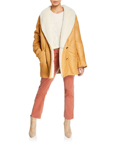 Le Cropped Mini Boot Corduroy Pants and Matching Items