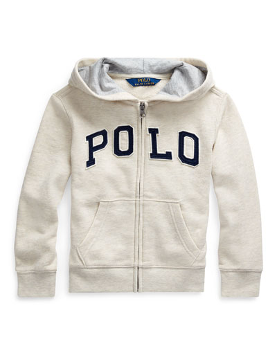 Boy's Polo Zip-Front Knit Jacket  Size 2-4  and Matching Items