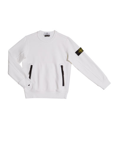 Boy's Sweatshirt with Zip Pockets  Size 2-4  and Matching Items