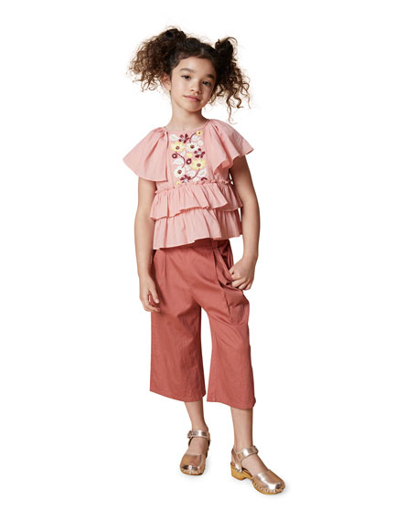 Shelby Trousers, Size 4-6
