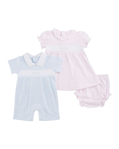 Premier Cottontails Dress w/ Matching Bloomers  Size 3-18 Months  and Matching Items