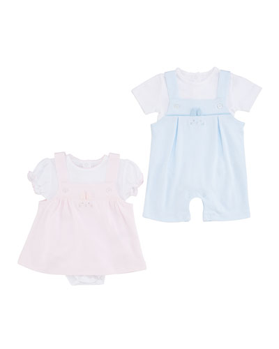 Bunny Buzz Jumper Set, Size 0-9 Months  and Matching Items