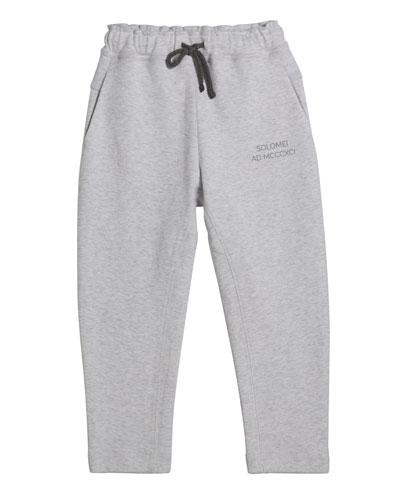 Boy's Drawstring Jogger Pants  Size 8-10 and Matching Items