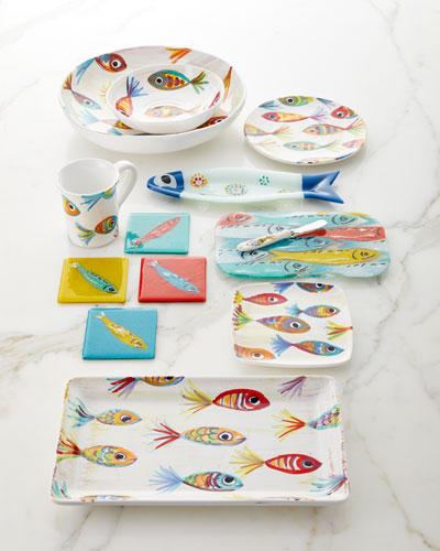 Pesci Colorati Mug and Matching Items