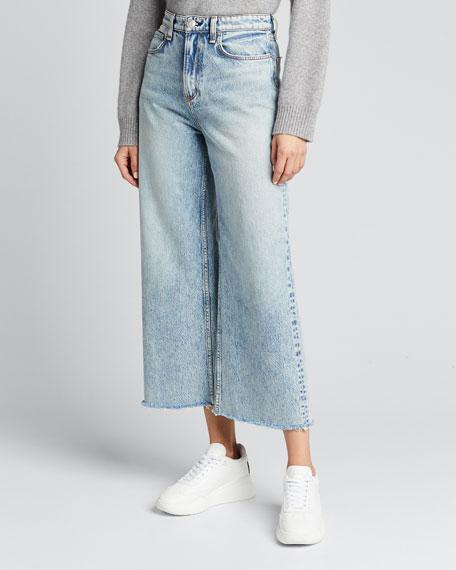 Ruth Super High-Rise Wide-Leg Jeans
