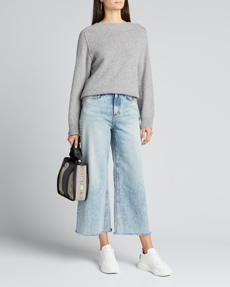 Image 1 of 1: Ruth Super High-Rise Wide-Leg Jeans