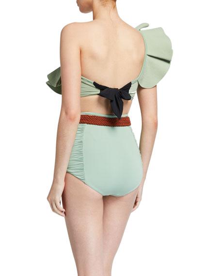 Watercolor Bikini Top