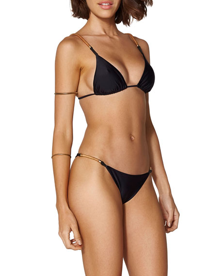 Parallel Elis Triangle Bikini Top (Available in Extended Cup Size)