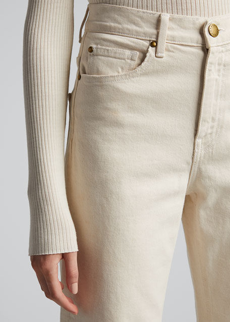 The Rider Wide-Leg Jeans