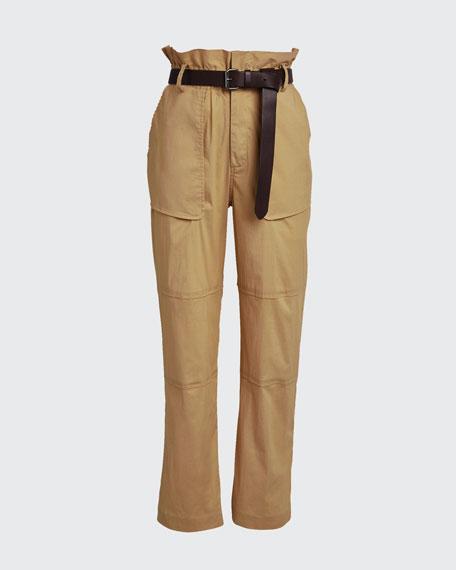 Scott Belted Pants