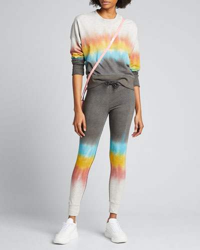 Gradient Tie Dye Sweatpants