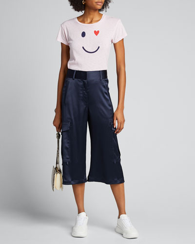 Happy Face Boy Tee