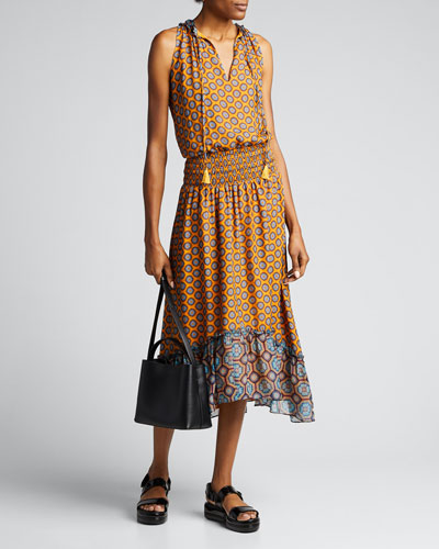 Keren Printed Dress