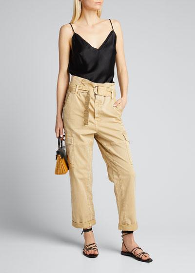 Safari Belted Pants