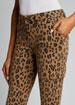 Spring Cheetah Skinny Cargo Pants