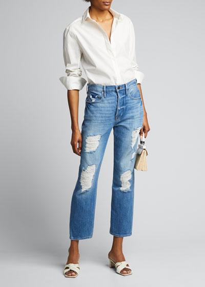 Heritage Original Straight-Leg Jeans