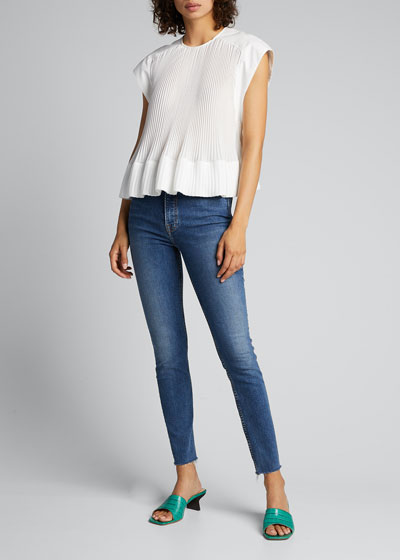 Kendall High-Rise Skinny Jeans