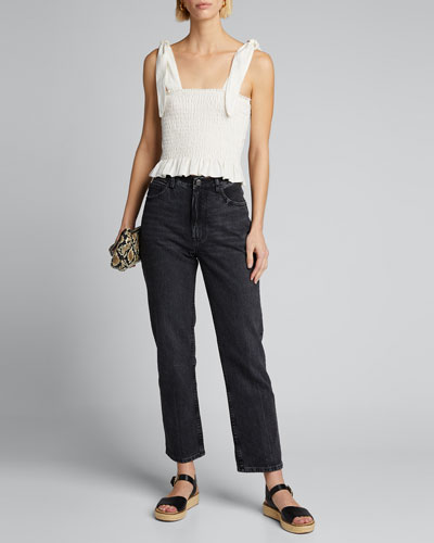 Emile Ruched Top