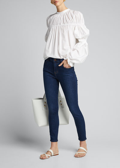 Alana High-Rise Crop Skinny Jeans