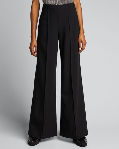 London Wide-Leg Pants