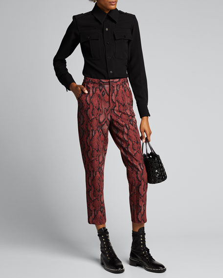 Image 1 of 1: Ludivine Trousers