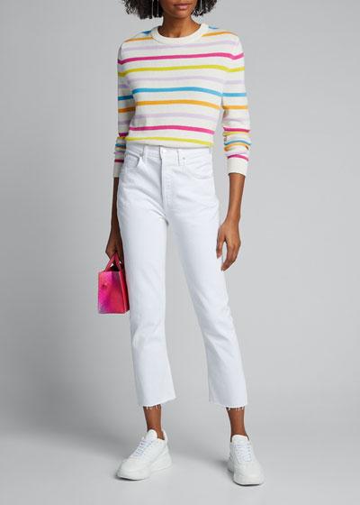 The Faryn Striped Sweater