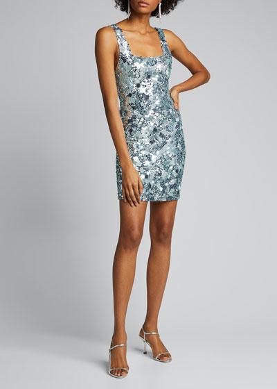Addie Embellished Cocktail Dress