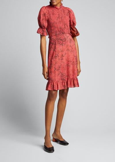 Mimi Smocked Dress