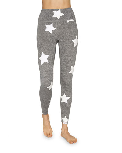 Stars Essential High-Waist Leggings